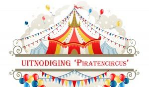 Uitnodiging piratencircus GK