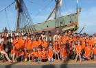 World Wide Juf Zomerkamp 2016 voor leerlingen van groep 7 en 8