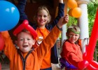 Nog meer feest: Koningsfeest op 27 april 2017